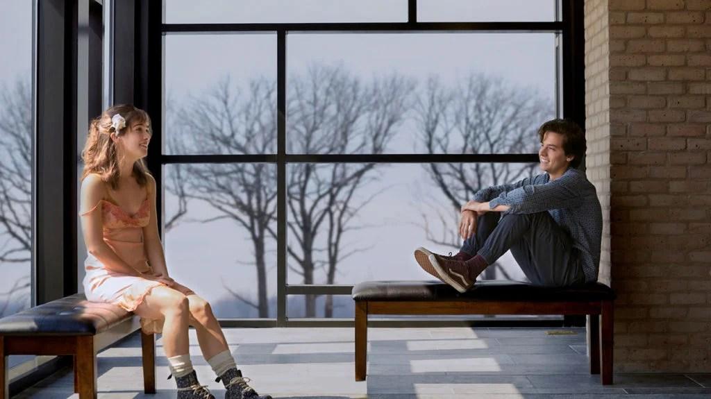 Cystic Fibrosis Movie Five Feet Apart