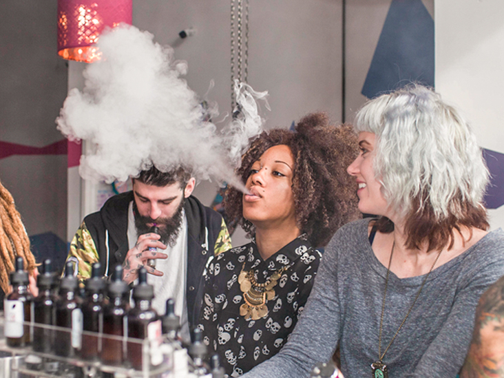 Secondhand Vape Exposure: Effects, Who's at Risk, and More