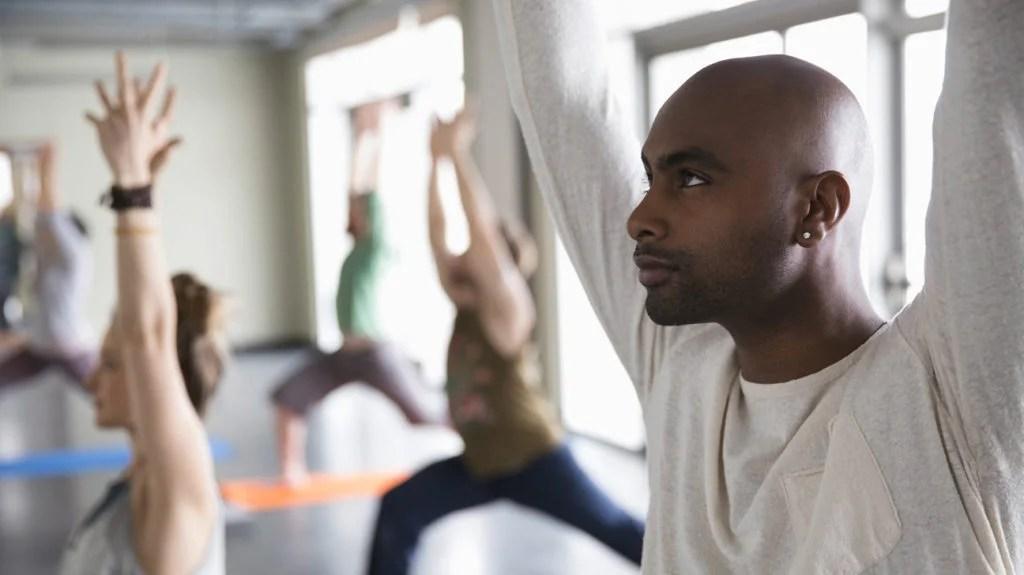 Yoga for Men