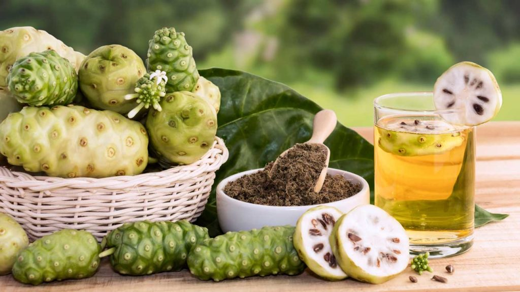 Noni Juice: Nutrition, Benefits, and Safety