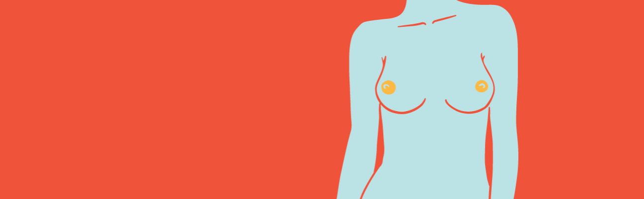 common breast shapes