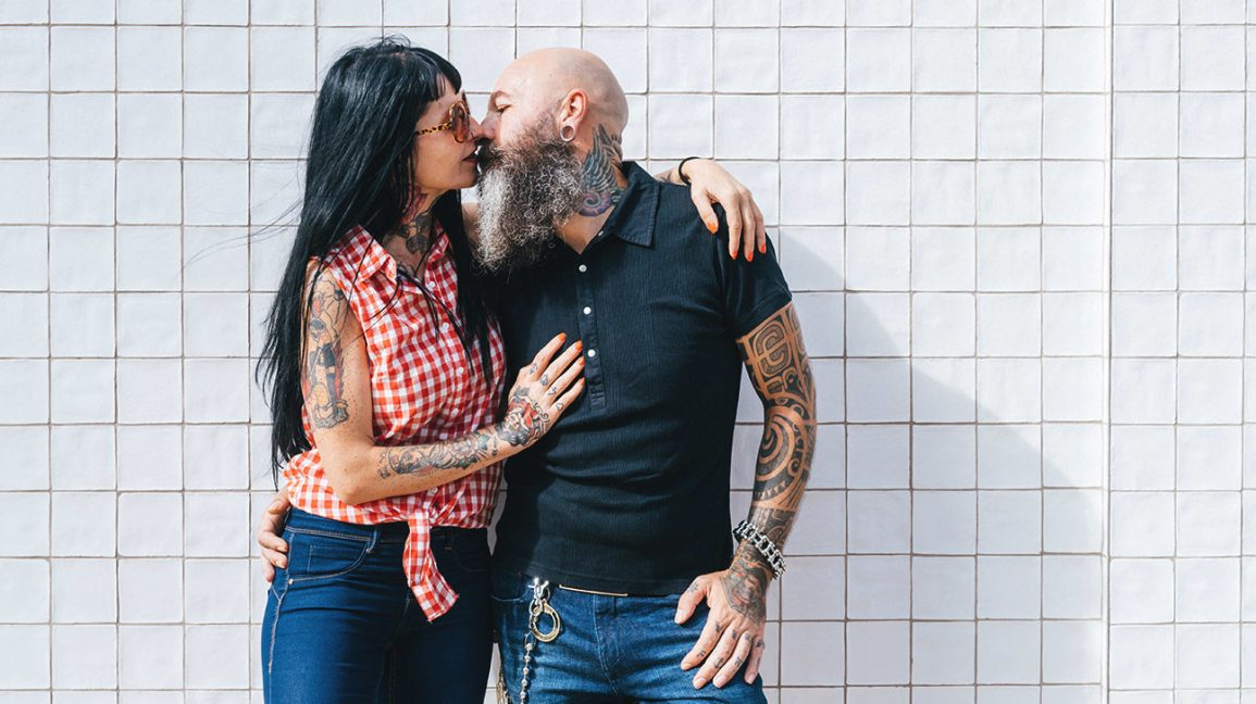 How to Combat Beard Burn After Kissing