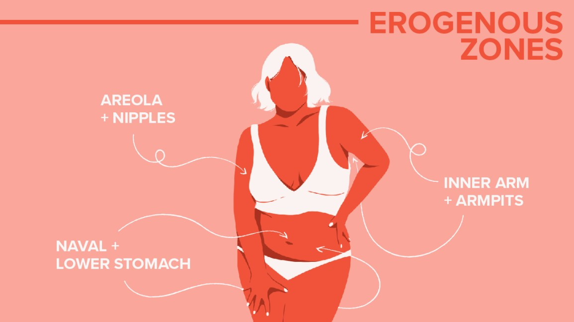 Everything You Need to Know About Erogenous Zones