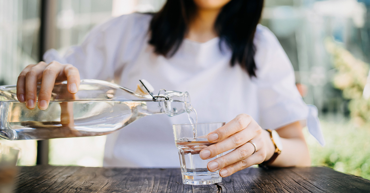 How Much Water Can Kill You? Water Intoxication Symptoms & Causes
