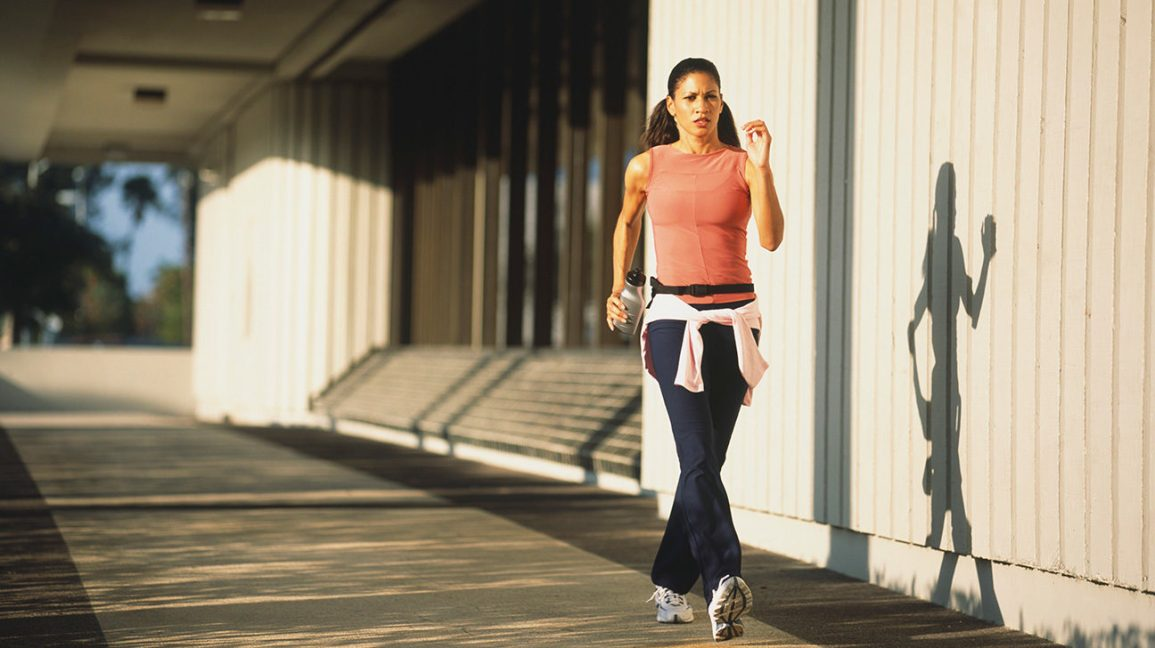 Power Walking: The Whys and Hows of a Life-Changing Exercise Technique