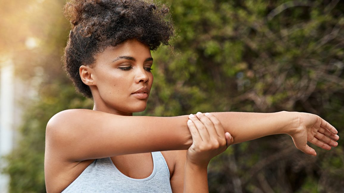 4 Triceps Stretches for Tight Muscles
