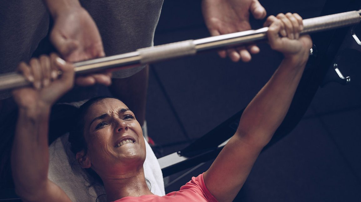 What Muscles Do Bench Presses Work?