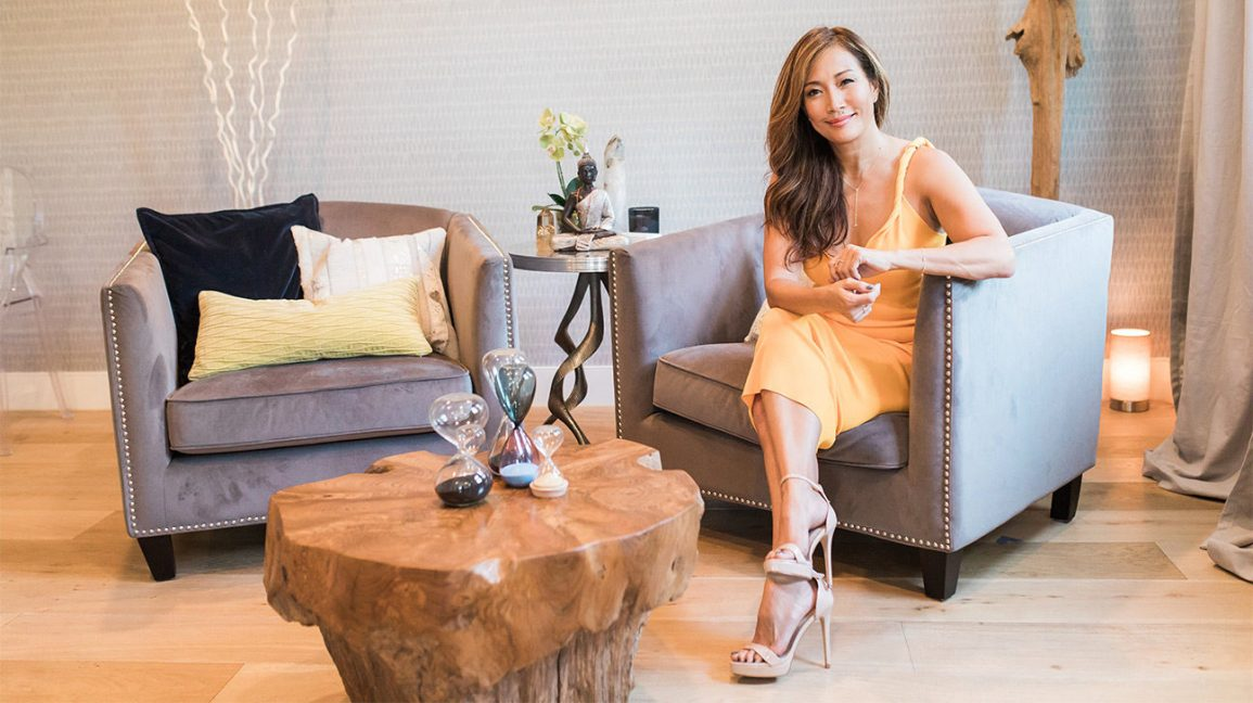 Iron Deficiency Anemia Won't Stop Dancing With the Stars' Carrie Inaba