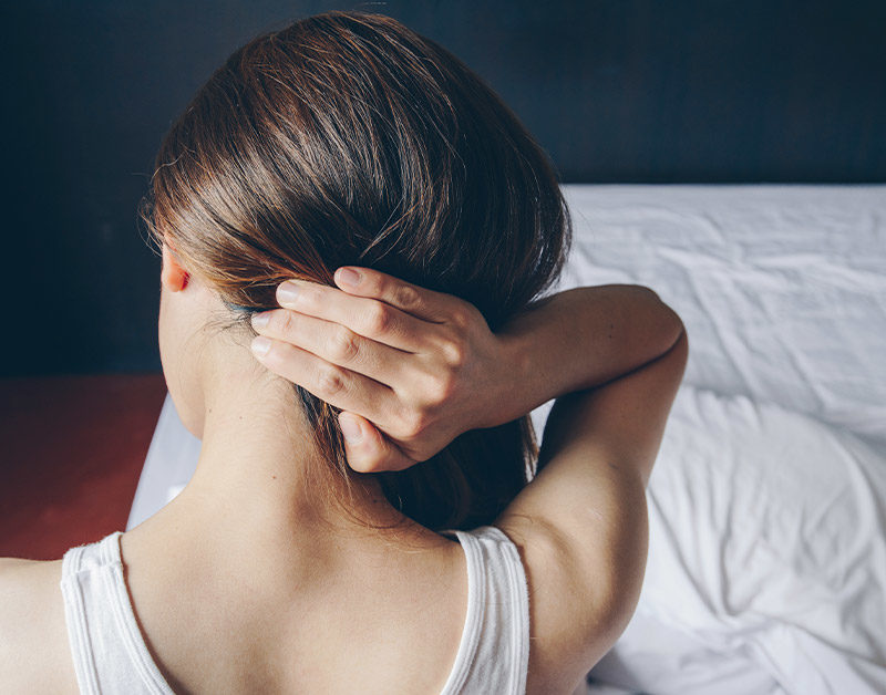 Waking Up with Neck Pain: Causes Treatment and Prevention