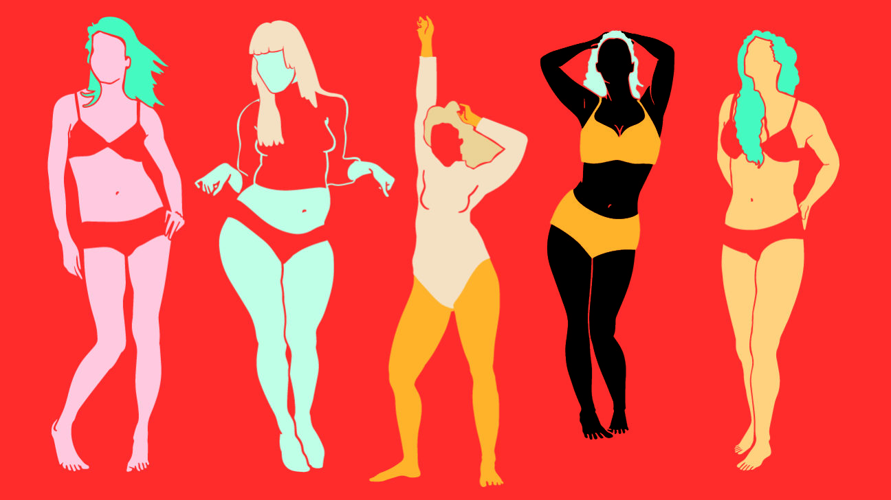 Womenu0027s Body Shapes: 10 Types, Measurements, Changes, More