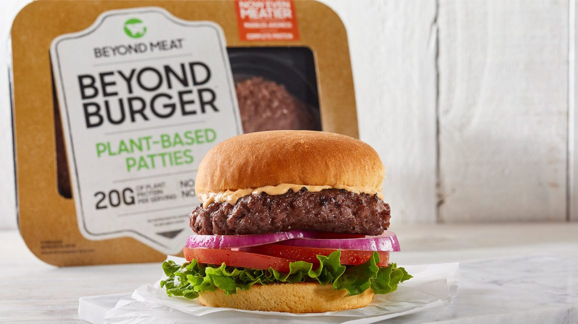 Exactly What's In the New 'Meatier' Beyond Burger and Is it Healthy?