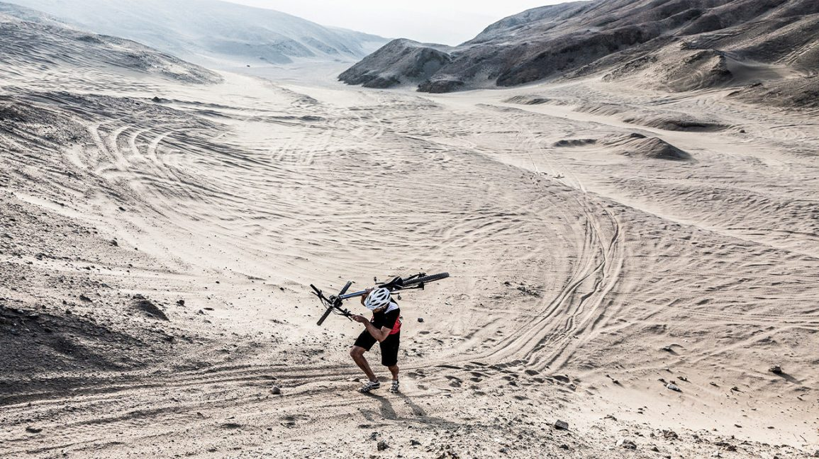 New Study Finds the Limit to Human Endurance