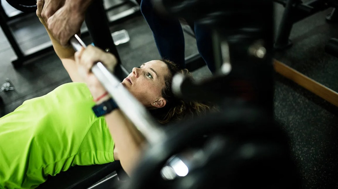 Average Bench Press For Men And Women By Weight And Fitness Level