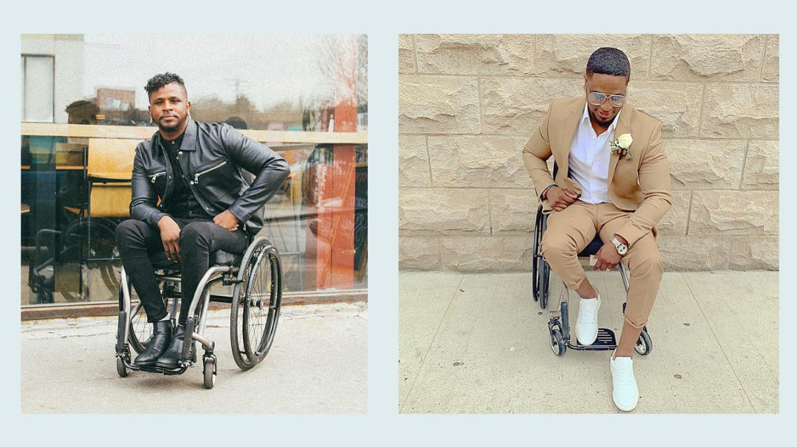Just Because I'm in a Wheelchair Doesn't Mean Life Stops