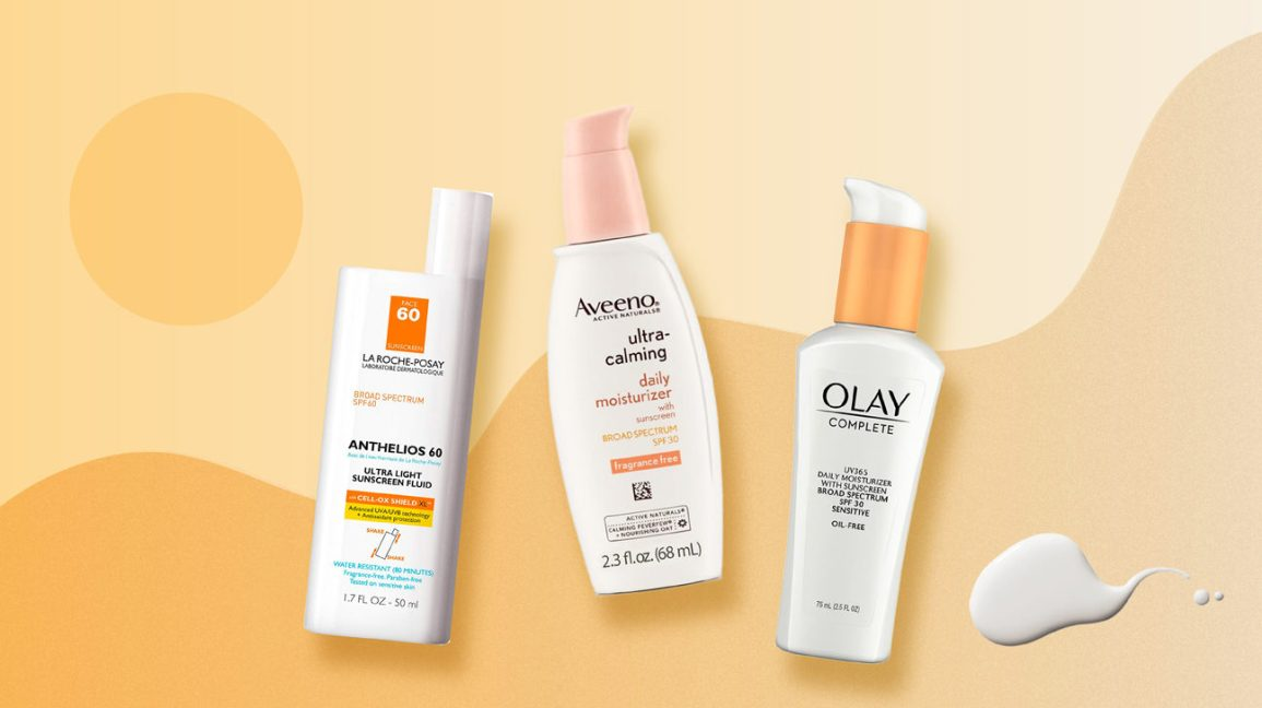 Our Favorite Sunscreens for Sensitive Skin