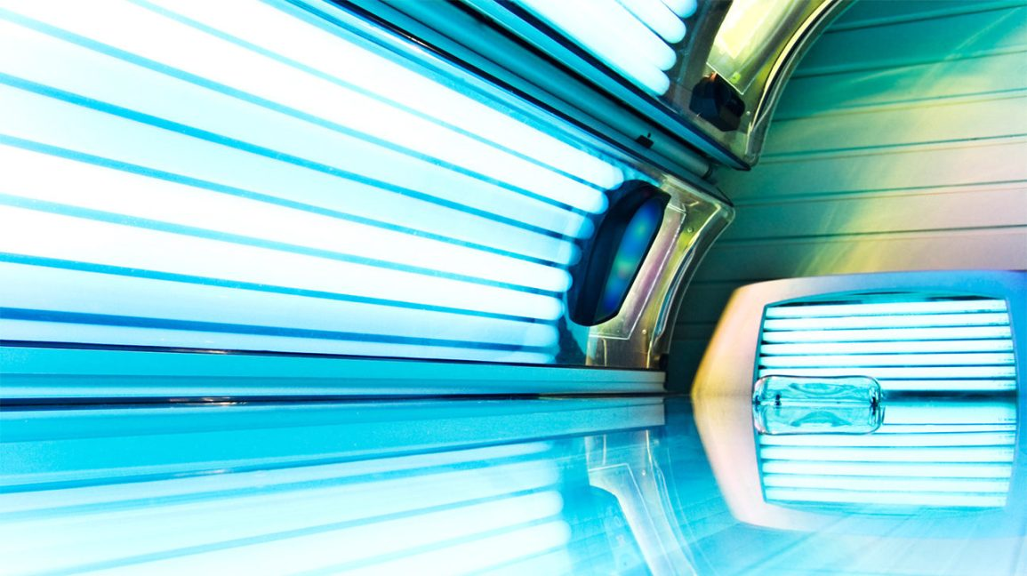 Image result for For Some, Tanning Isn't About a 'Healthy Glow' — It's an Addiction
