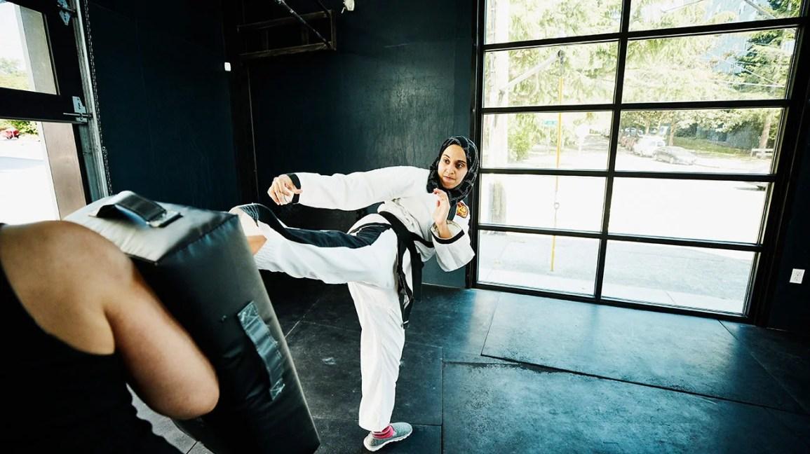 Karate Kid/'s Children/'s T-Shirt Boys Girls Martial Art Self Defence Japanese