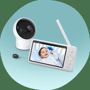melhores monitores de bebê