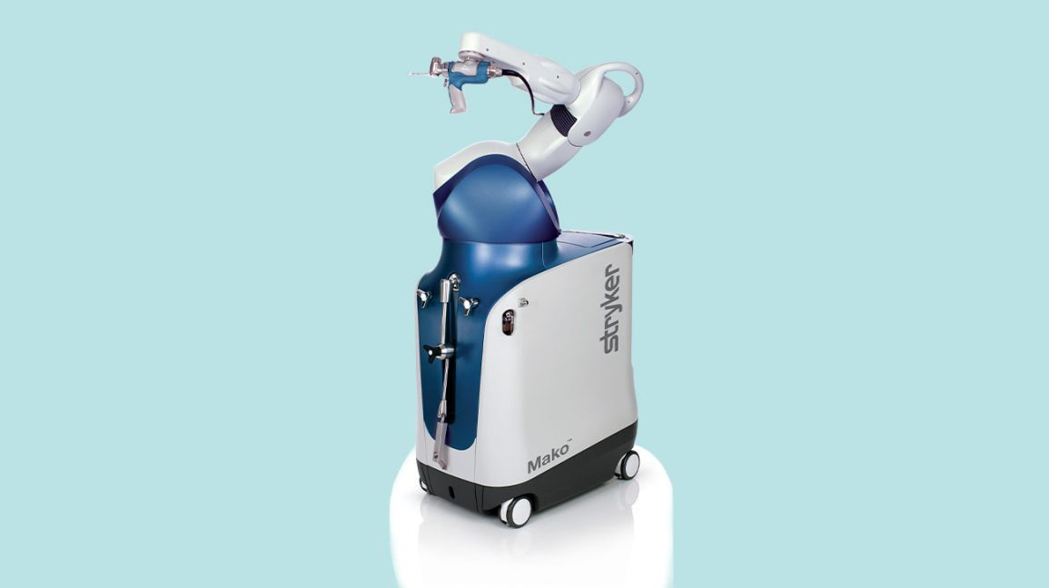 Meet Mako, the Robot Helping Doctors Perform Error-Free Surgeries