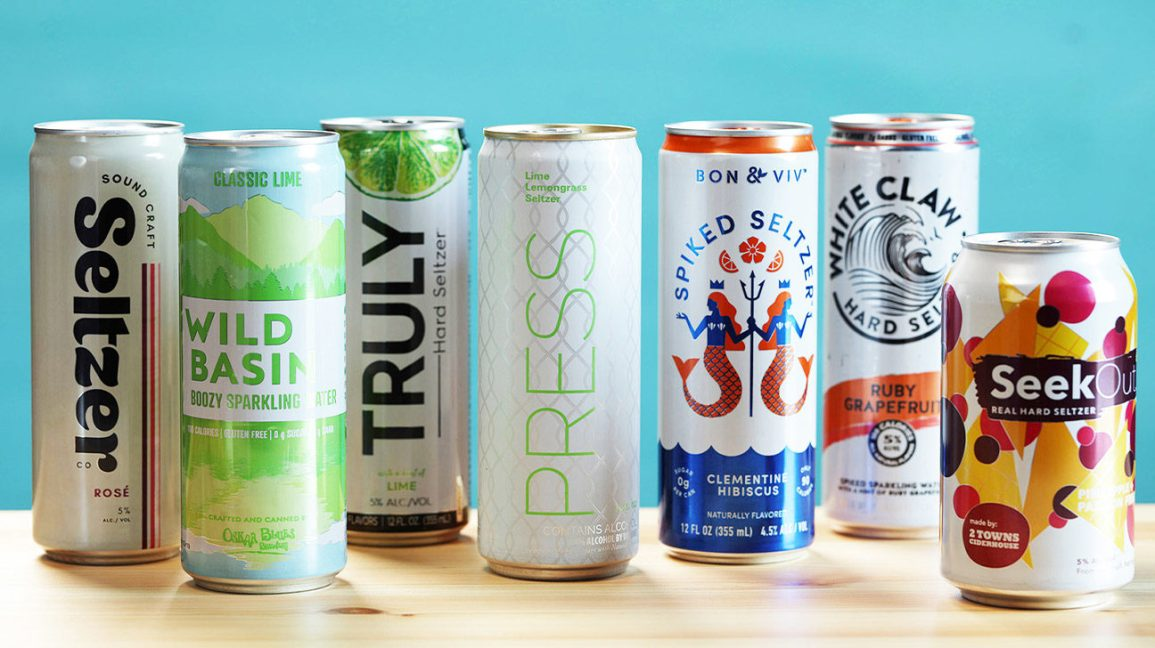 What Is 'Hard Seltzer' and How Unhealthy Is It?