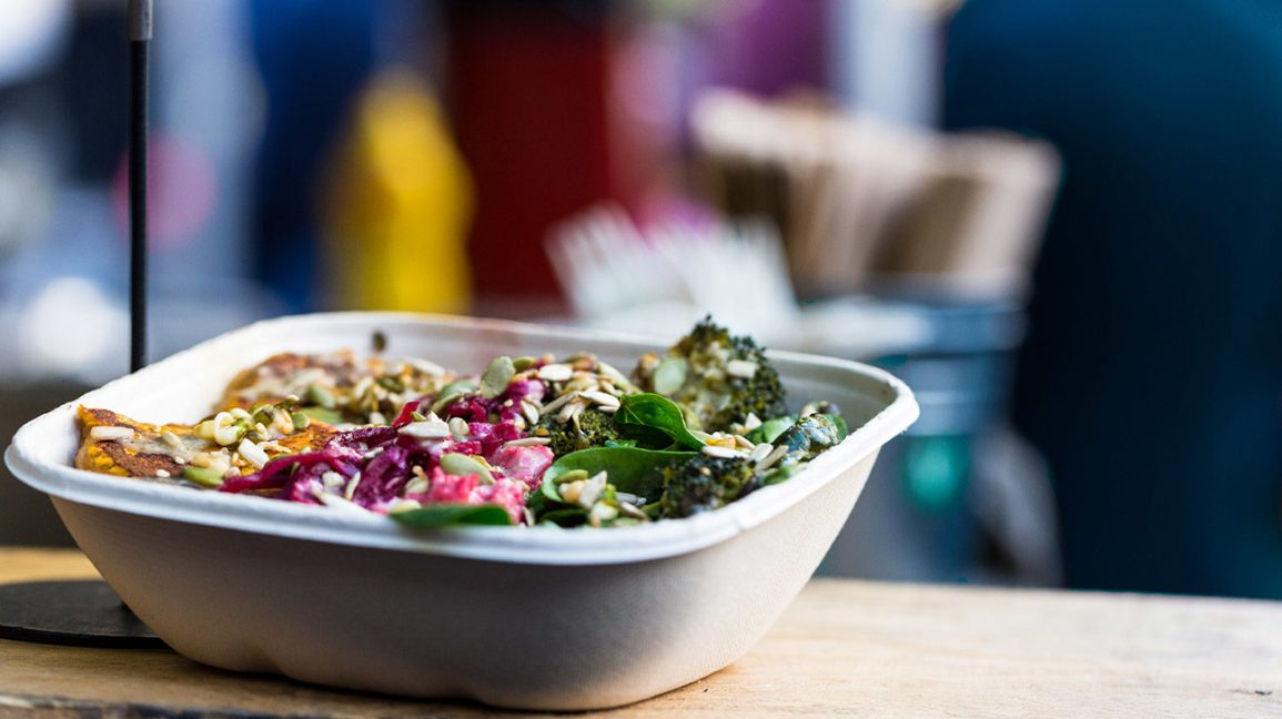 Why 'Eco-Friendly' Fast Food Takeout Bowls Might Be Unhealthy for You