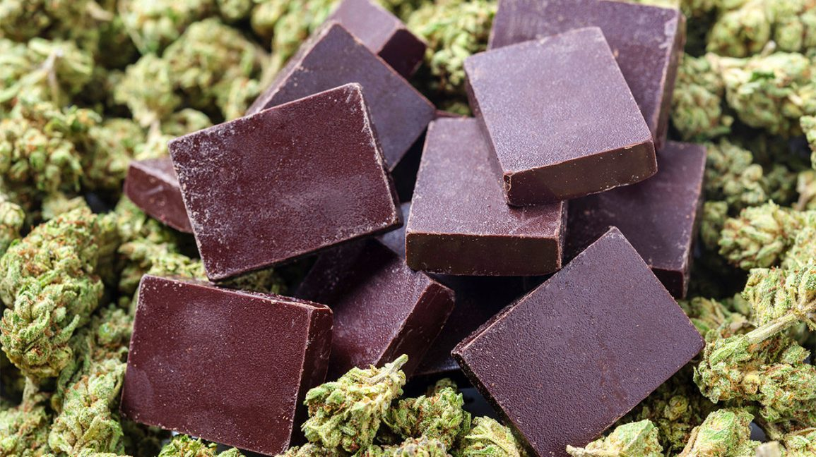weed chocolate
