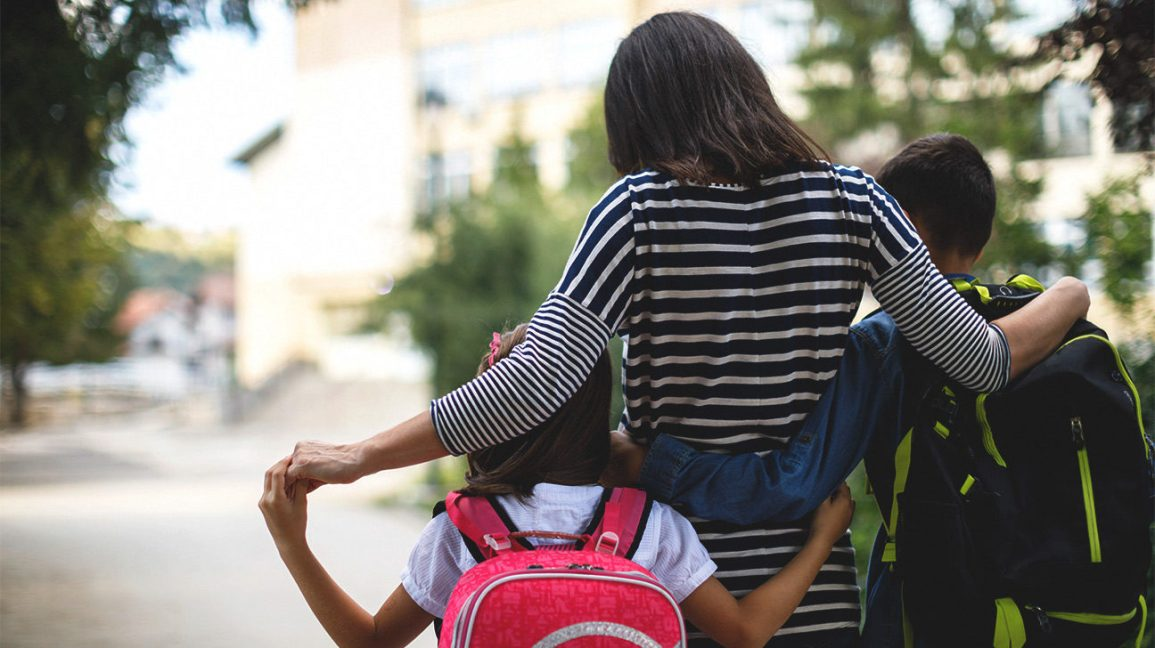 Stressed About Your Kid Starting School? 63% of Moms Feel the Same