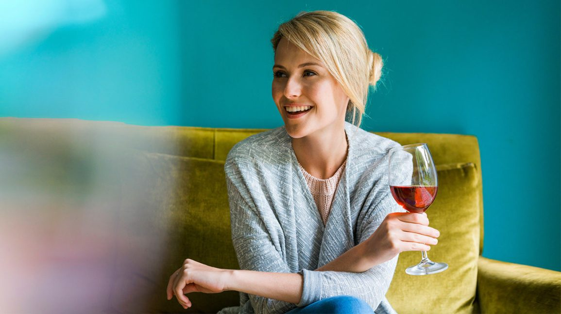 Why Red Wine Is Better Than White Wine for Gut Health