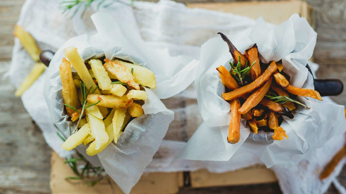What's the Difference Between Sweet Potatoes and Potatoes?