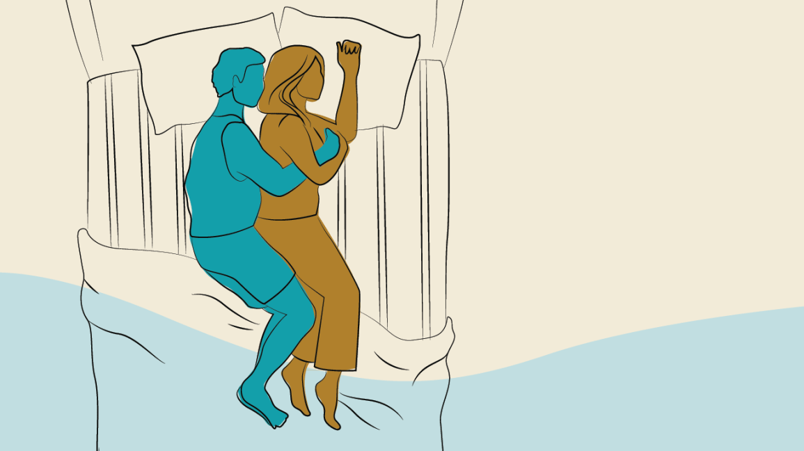 Mean couples and they sleeping for what positions 15 Couples'