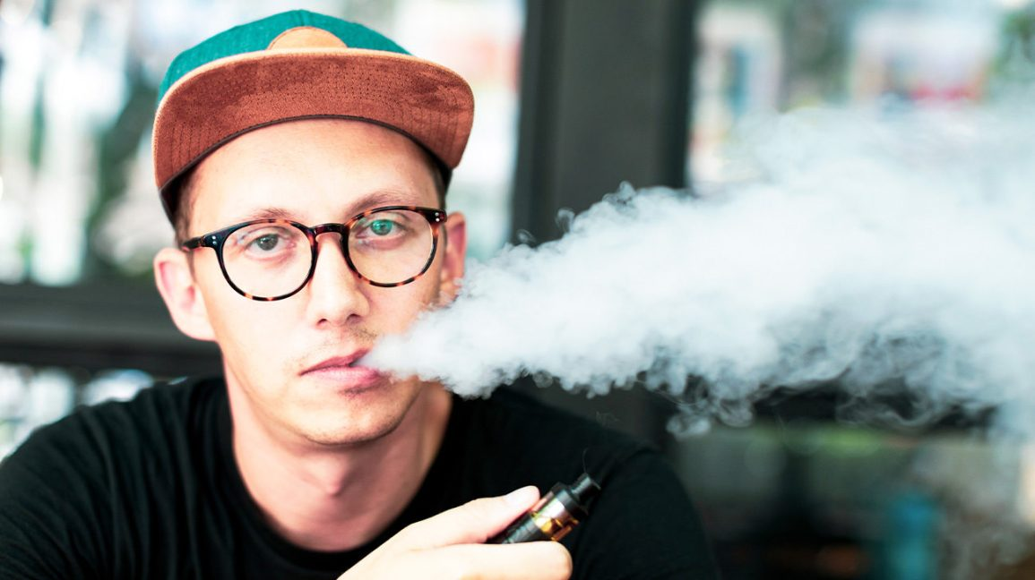 Why Experts Consider Vaping to Be 'Toxic Inhaling'
