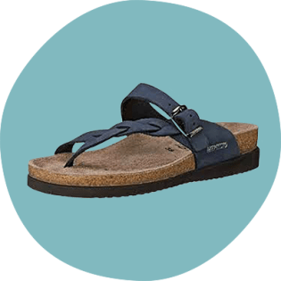 Helen Twist by Mephisto sandals
