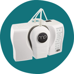 mē Smooth Permanent Hair Reduction Device