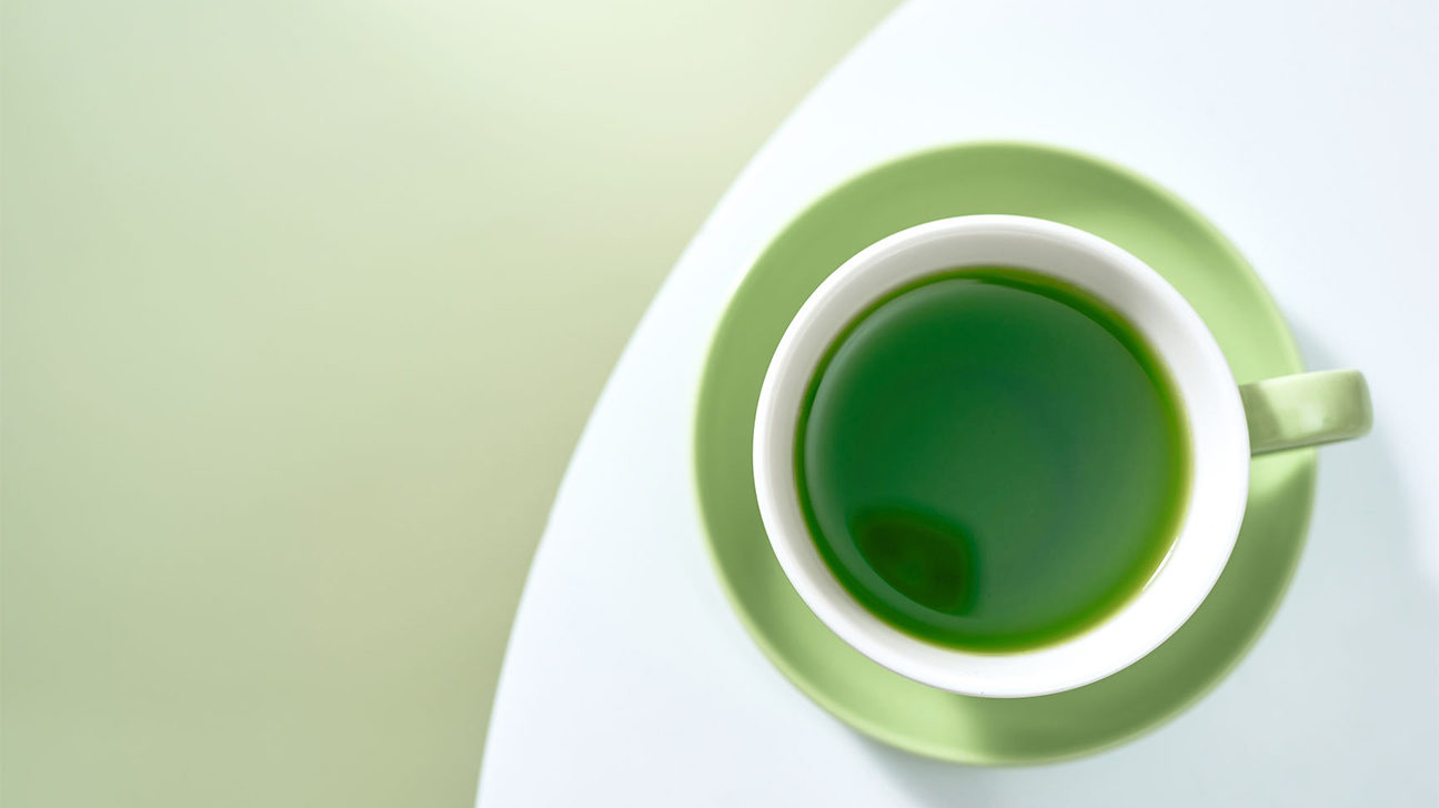 Does green tea make you lose belly fat