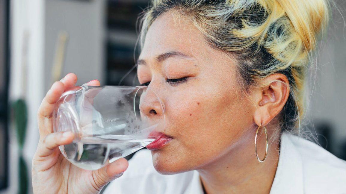 Does Drinking Water Help with Acne?