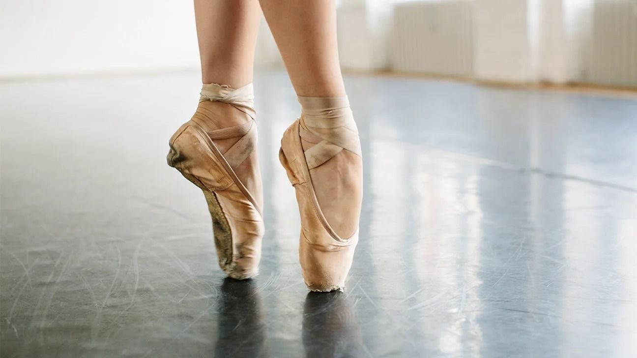 Ballerina Feet: Injury Risks, Treatment