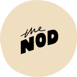 The Nod podcast logo