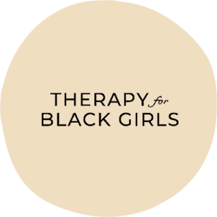Therapy for Black Girls podcast logo
