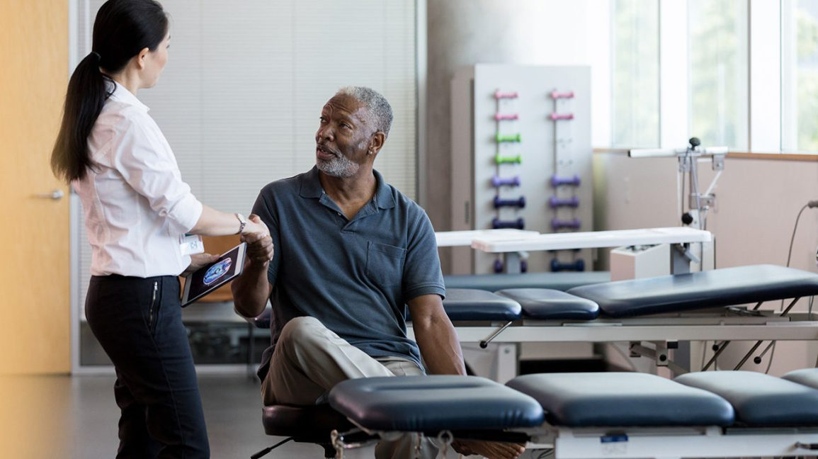 physical therapy medicare does requirements patient doctor header