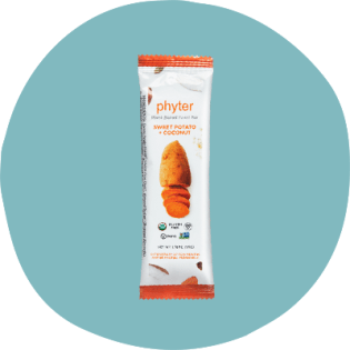 Phyter plant-based bars