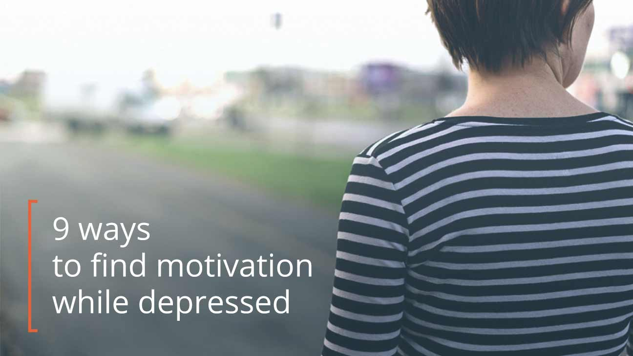 Do your really depressed what when to 7 Ways