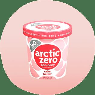 Arctic Zero Cake Batter ice cream