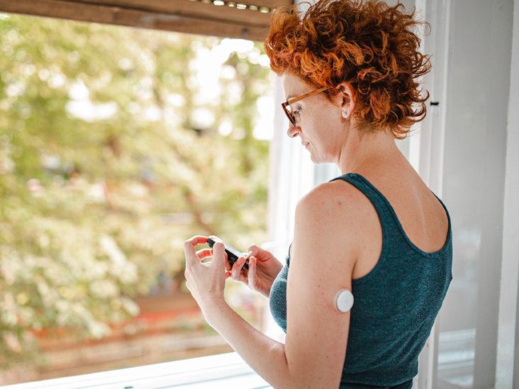 mujeres con pérdida de peso pre diabetes