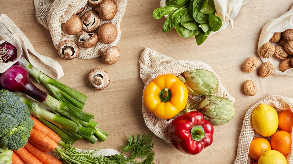 what you ate on plant base diet