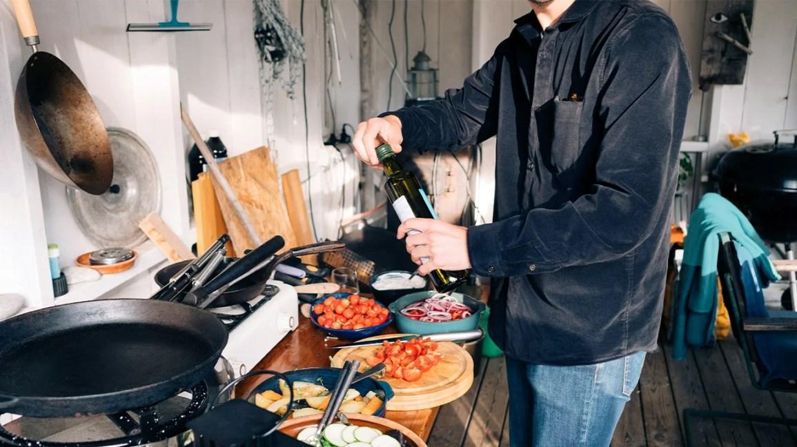 Comment une demi-cuillère de l'huile d'olive par jour peut améliorer la santé cardiaque
