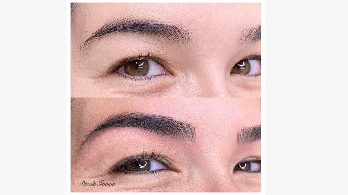 Microblading Healing Process What To Expect After The Procedure