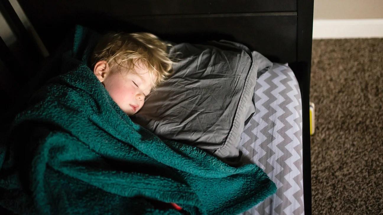 Two Mattress Nap Time Daycare Mattress