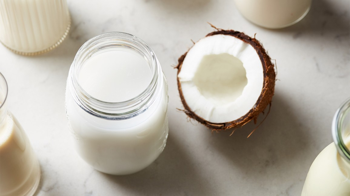 does coconut milk bad for diet