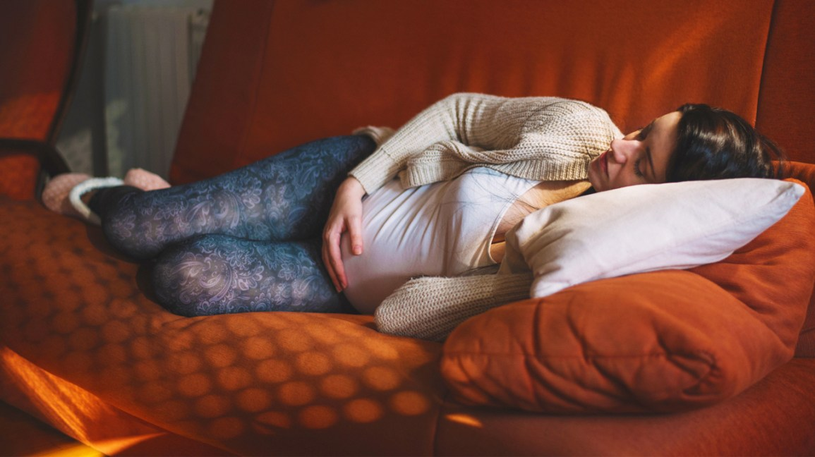 What Sleeping Position Will Help Turn My Breech Baby?