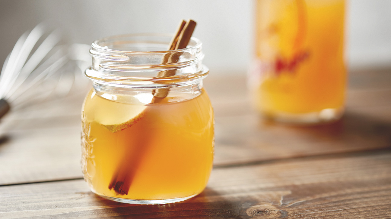 Apple Cider Mixed